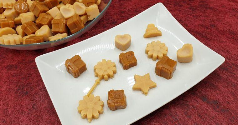 Caramelos de Nata